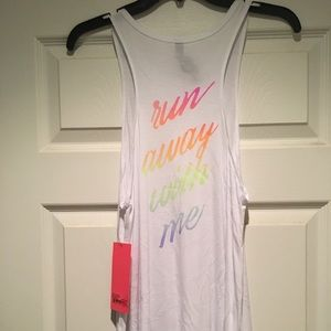 Betsey Johnson Workout Top